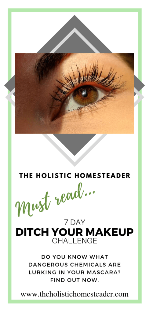 Ditch Your Mascara Make-Up