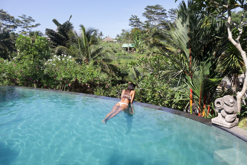 Where to stay in sidemen Bali