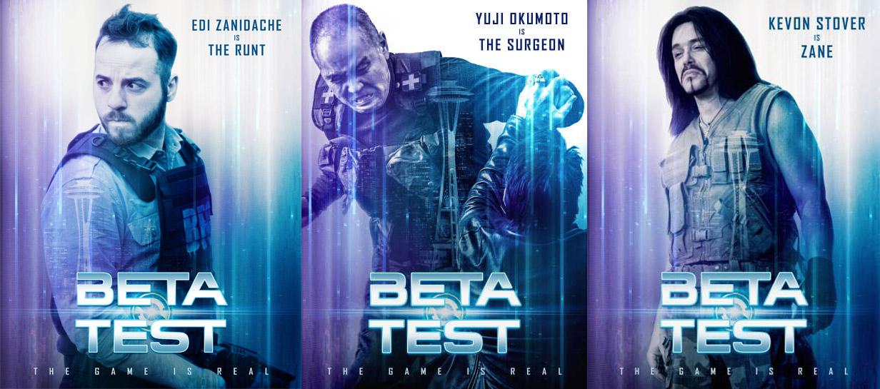 Nicholas Gyeneys BETA TEST Trailer  The Hollywood 360