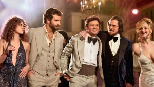 "The cast of ""American Hustle"""