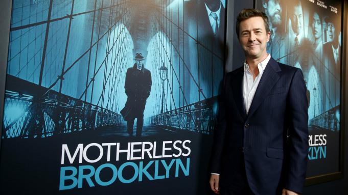 'Motherless Brooklyn' film premiere, Arrivals, Hollywood American Legion, Los Angeles, USA – 28 Oct 2019