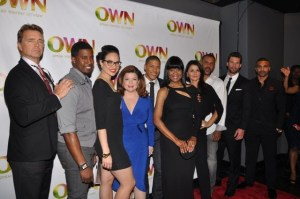 "Cast of ""The Haves and the Have Nots"""