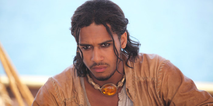 Elliot Knight as Sinbad
