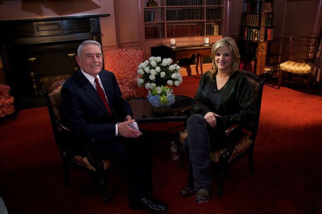 Dan Rather's interview with Trisha Yearwood airing April 14