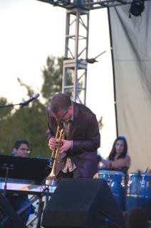 Tony Guerrero, the host/