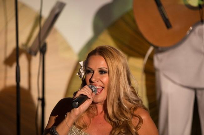 Singer Karina Nuvo (Photo: Mikhail Urubkov)