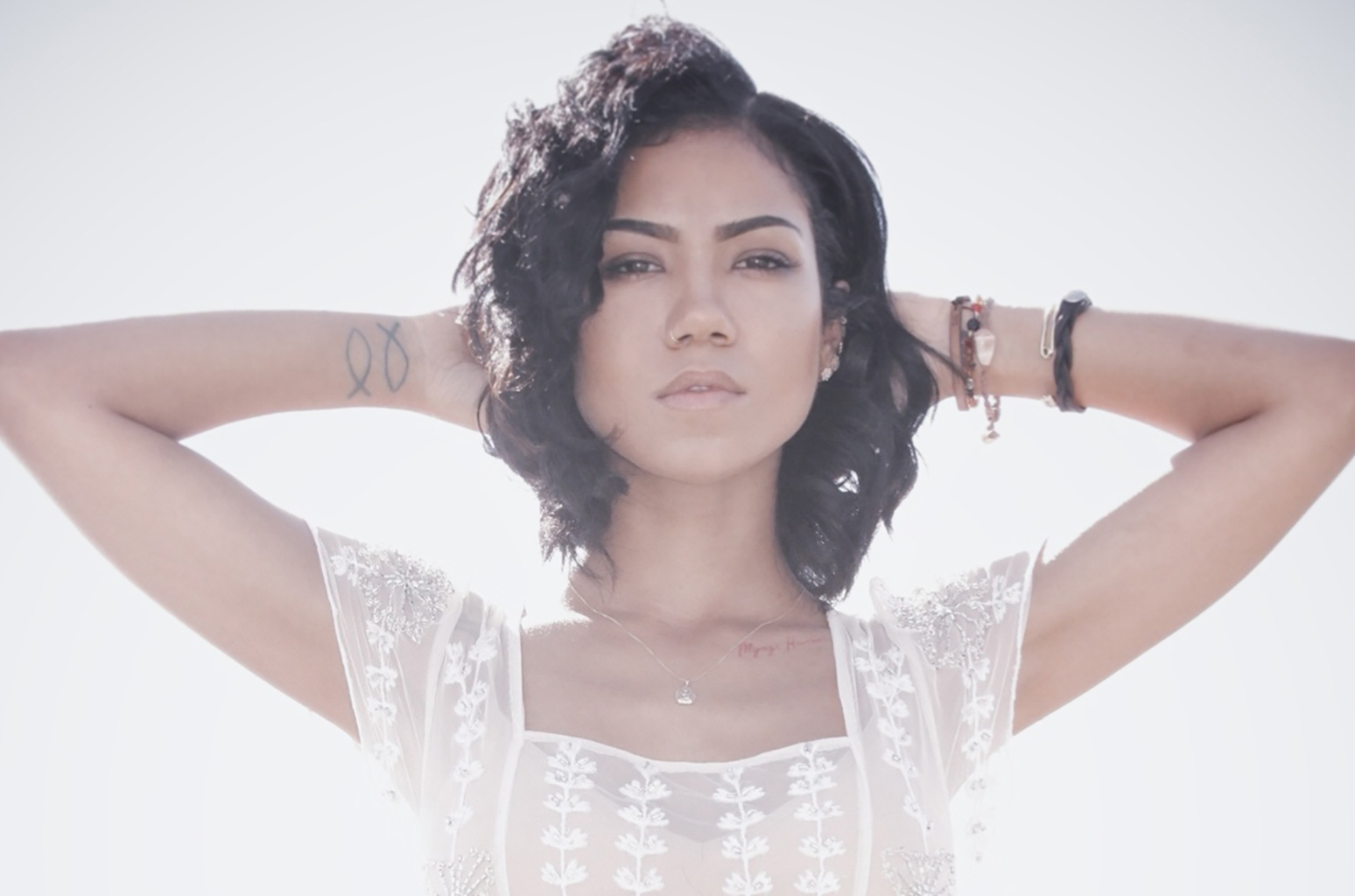 Jhené Aiko Finds Peace Through New Surprise & Starstudded
