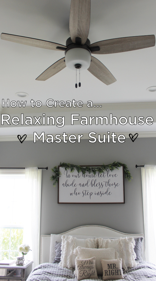 How To Design Farmhouse Master Bedroom