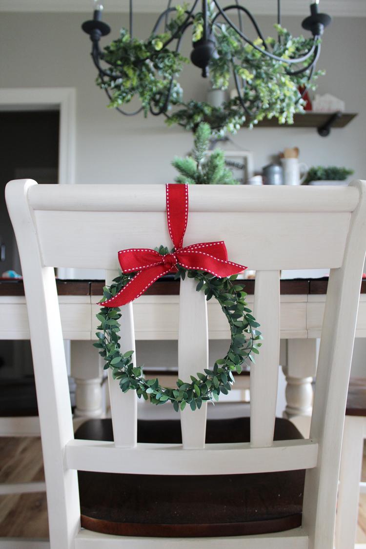 Diy Mini Christmas Wreaths From The Target Dollar Spot The Holtz House
