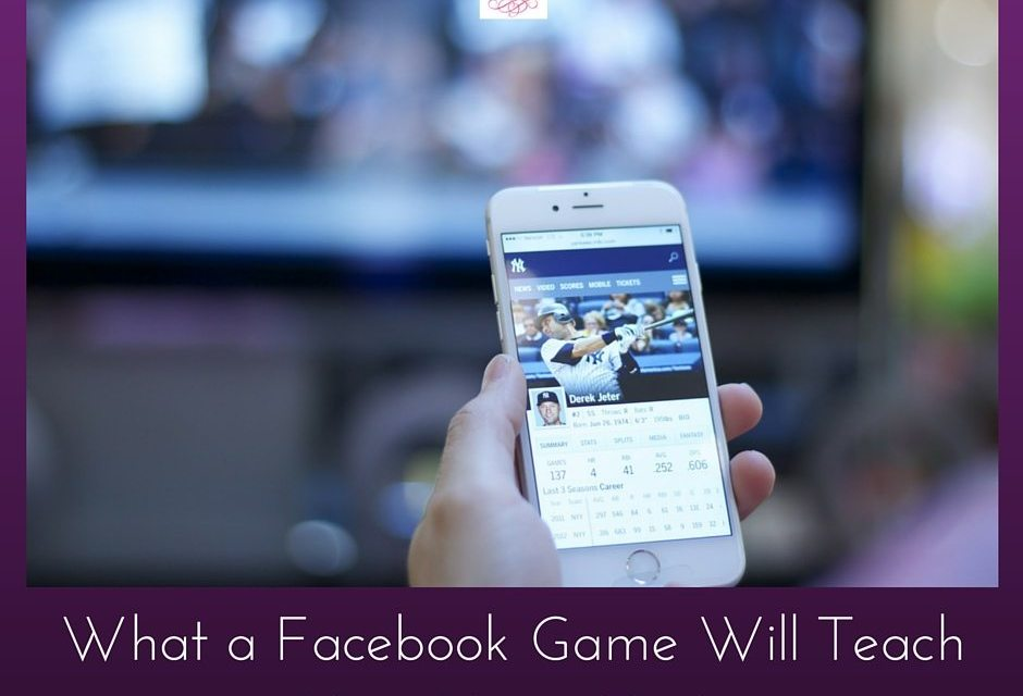 What a Facebook Game Will Teach You About Faith