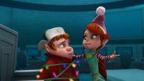 """Image from the movie """"Saving Santa"""""""