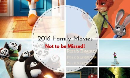 2016 Family Movies Not To Be Missed