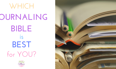 Which Journaling Bible is Best for You?