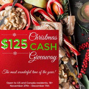 Christmas give away blog hop