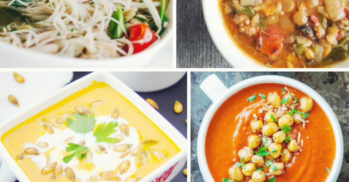 20 Mouth Watering Instant Pot Soup Recipes