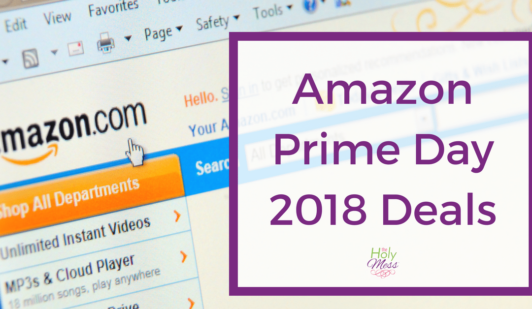 Amazon Prime Day 2018 Deals