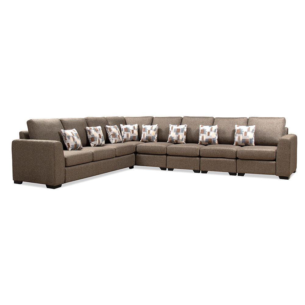 Buy Spencer Corner Sofa 3 2 1 1 1 P The Home Uae