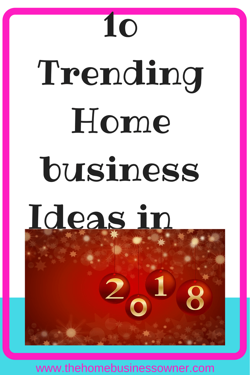 Home Business Idea