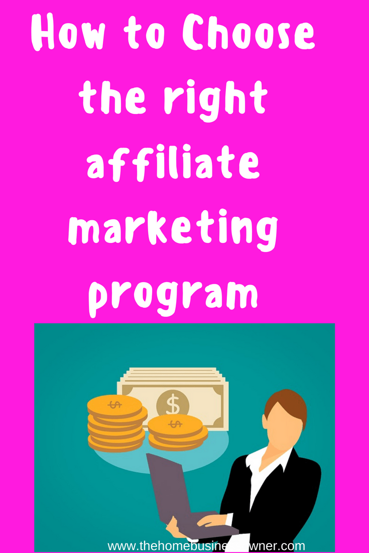 Learn the attributes of a good affiliate marketing program
