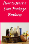 How to start a Care package Business