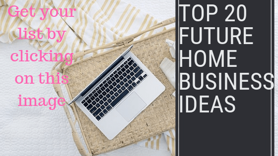 20 future home business ideas