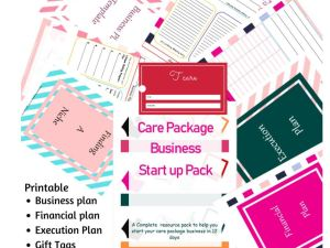 Carepackage Business Planner