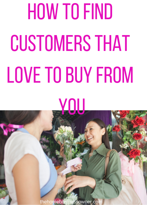 How to find new customers for your business.