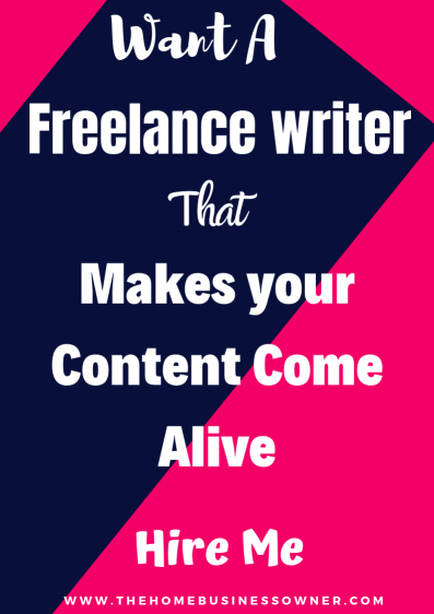 Want a freelance content writer that makes your customers stick to you and buy from you? Hire Me.