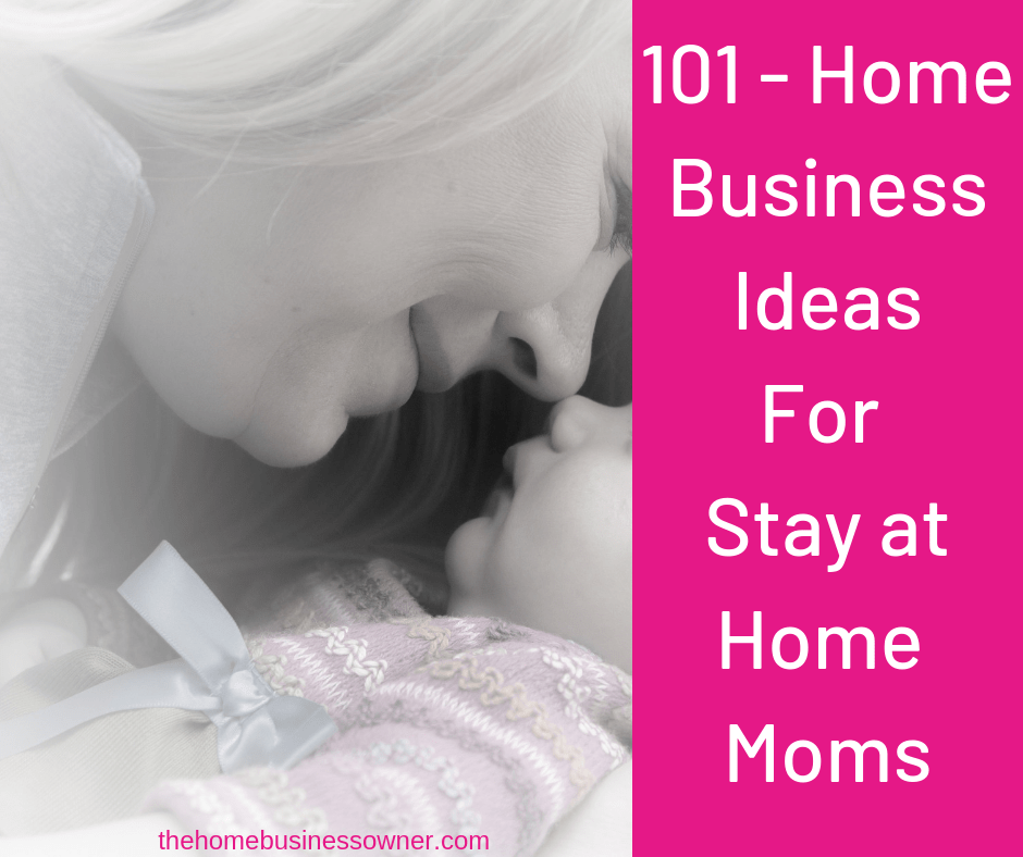 101 business ideas for ladies sitting at home