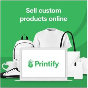 Shopify Print on Demand business