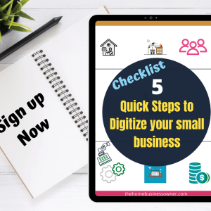 How to take your small business from offline to onlinr