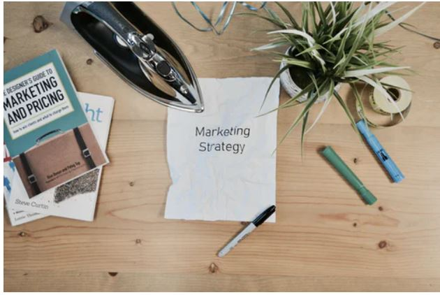 Digital marketing strategy plan for small business
