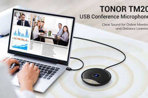 TONOR USB Microphone review