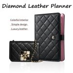 A6 Leather Planner notebook/Ring binder
