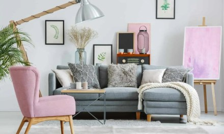 Lamps as Living Room Design Elements