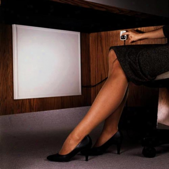 Cozy Legs Under Desk Leg Warmer   The Home Flooring dot com