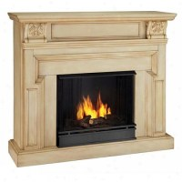 Real Flame Kristine Indoor Gel Fireplace @ @ The Home ...
