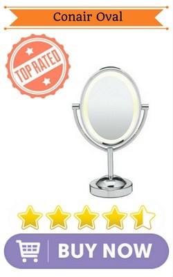 The Best Lighted Makeup Mirror Reviews JAugust 2017