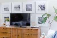 Tips For Decorating Around A TV - The Home I Create