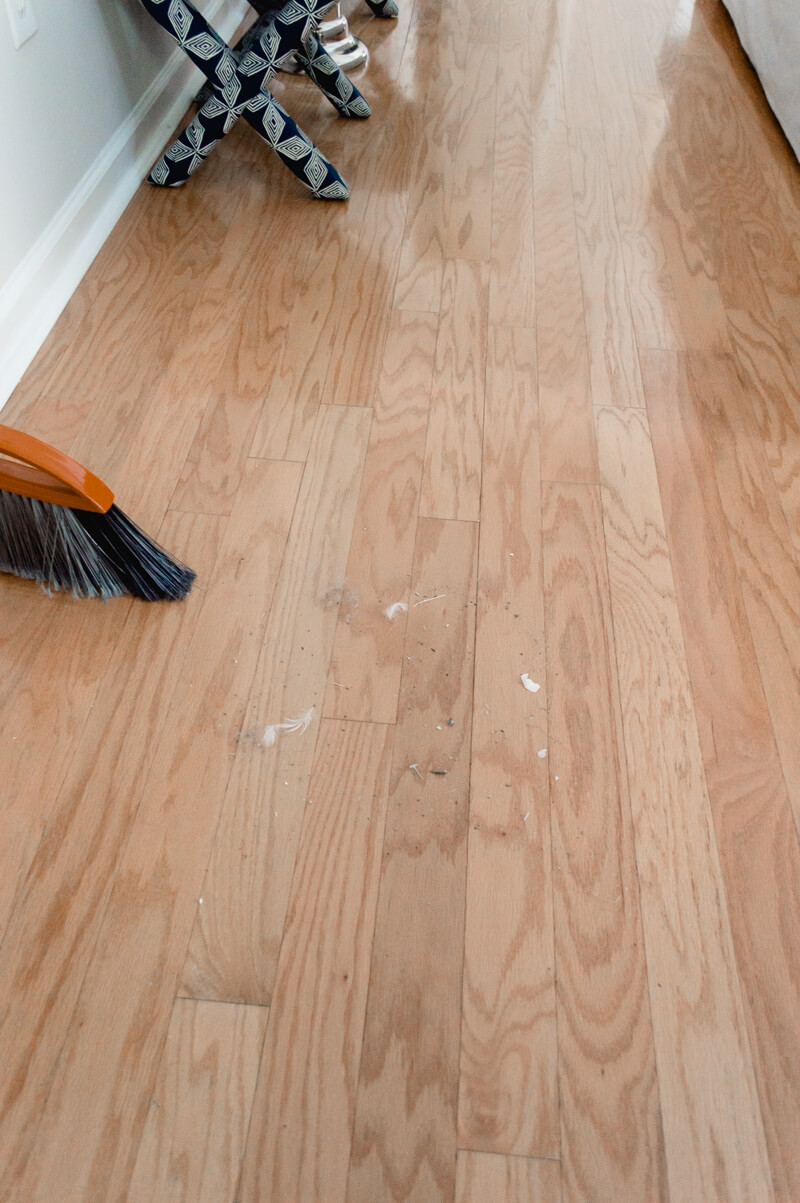 The Easy Way To Clean Hardwood Floors  The Home I Create