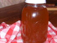 First Batch Homemade Maple Syrup