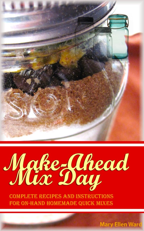 mason jar baking mixes, prep baking mixes