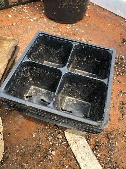804 tray inserts for planting