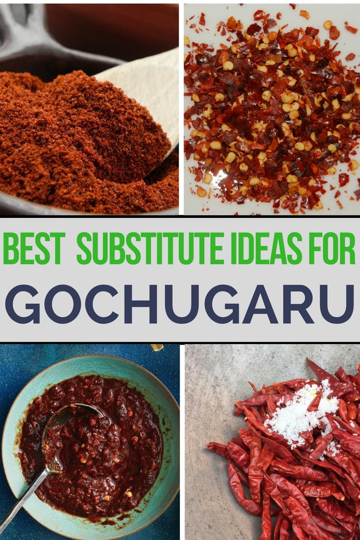 Best Ideas for Gochugaru Substitute