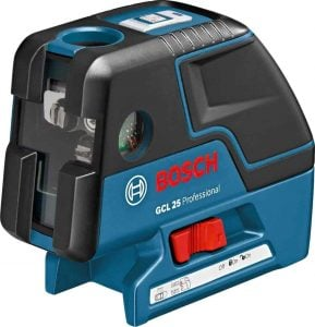 Bosch GCL25 Self Leveling 5-Point Alignment Laser