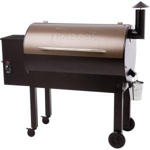 Traeger TFB65LZBC Wood Pellet Grill and Smoker