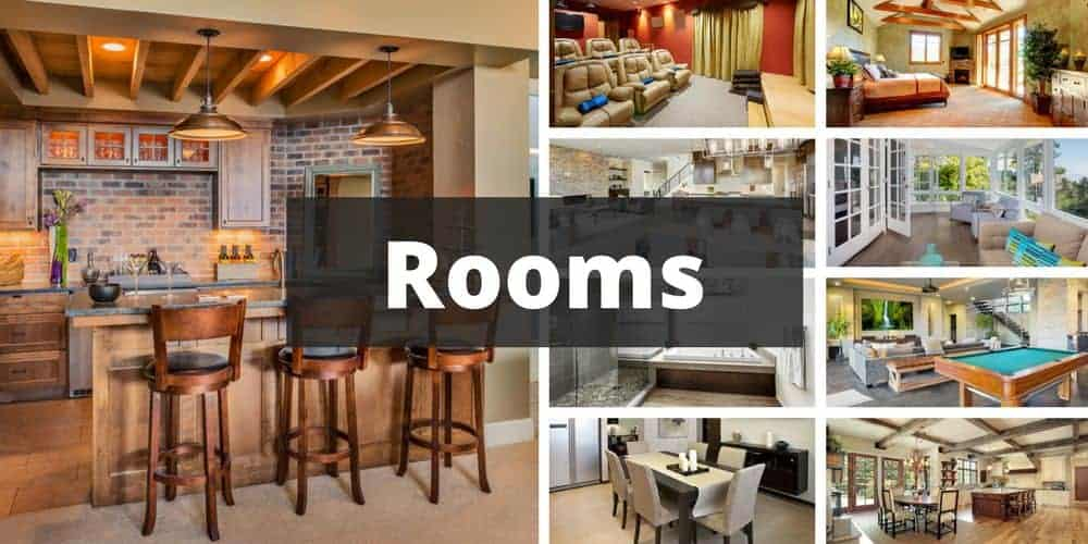 Types of Room In a House