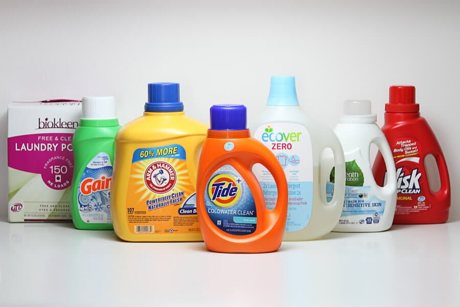 Best Laundry Detergent to Keep Colors From Fading