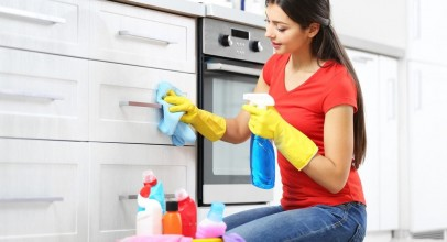 How To Clean Your New Home (Before You Move In)