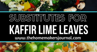 Best Substitutes for Kaffir Lime Leaves
